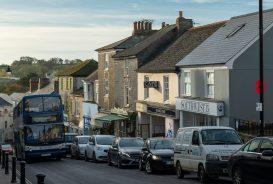 Kingsbridge High street