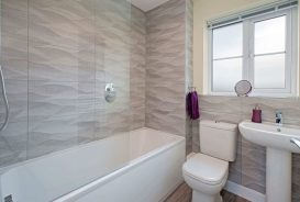 Kilnwood Showhome Bathroom