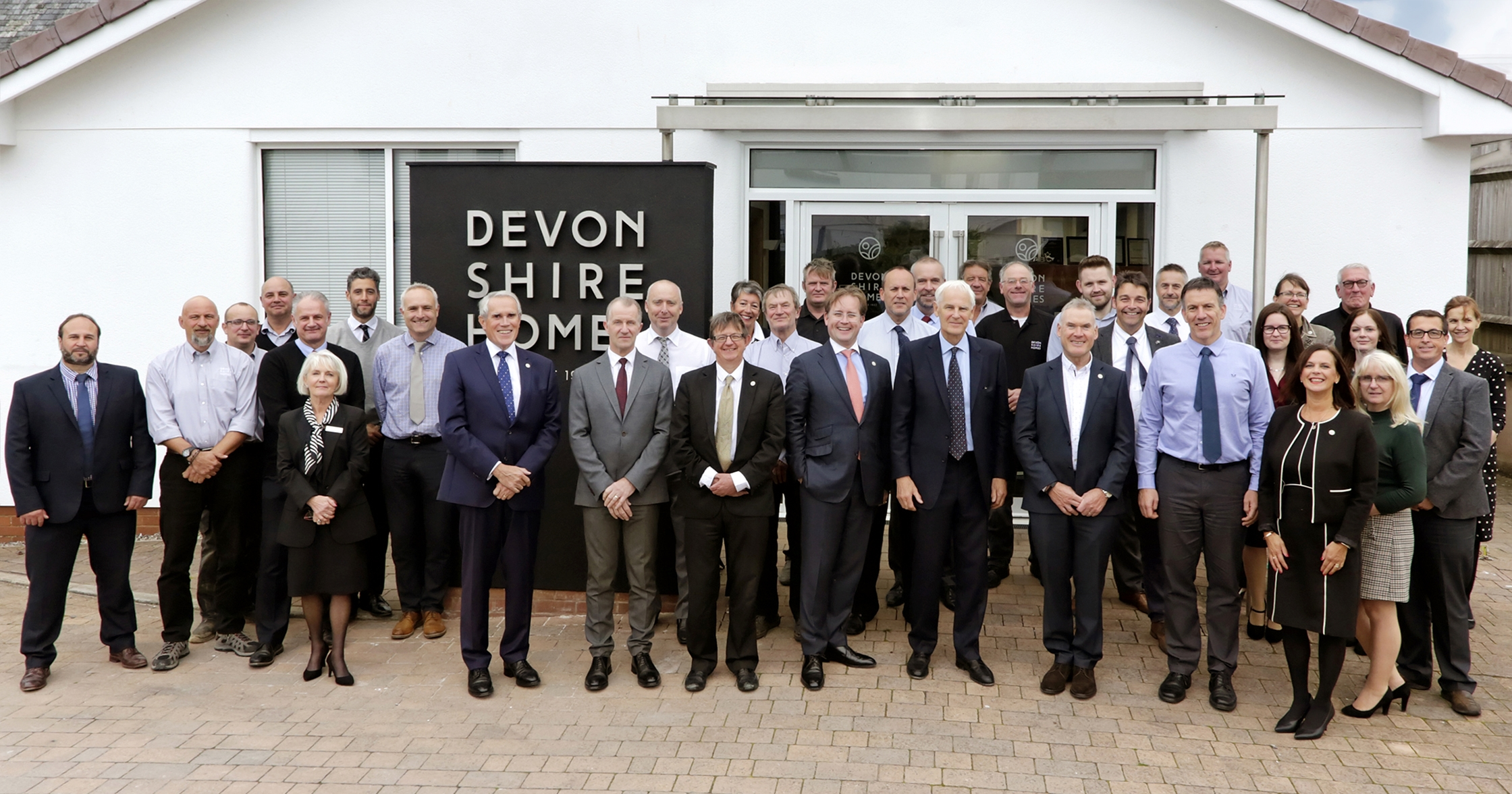 The Devonshire Homes team