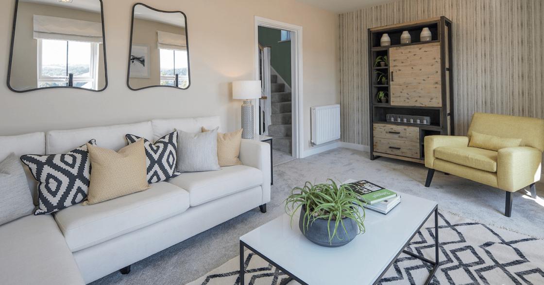 Copplestone Living Room