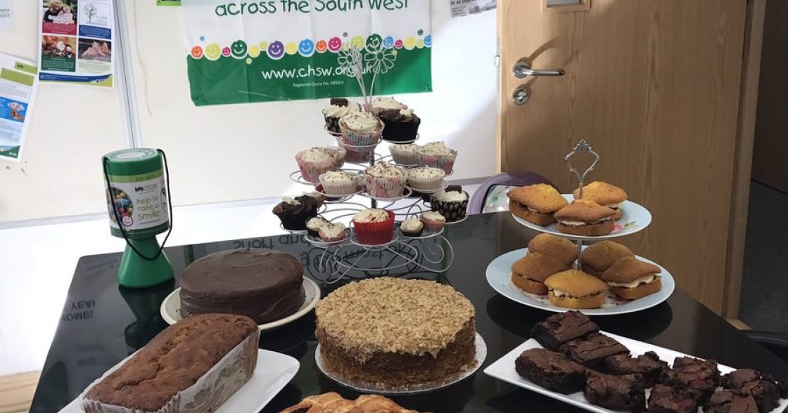 May Chsw Hospice Week Bake Sale