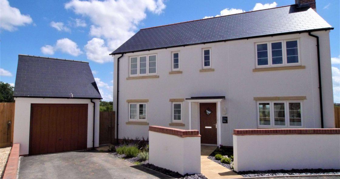 New Home In Chulmleigh