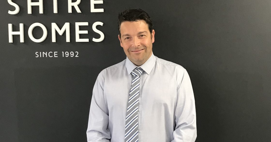 Nigel — Head Of Procurement at Devonshire Homes