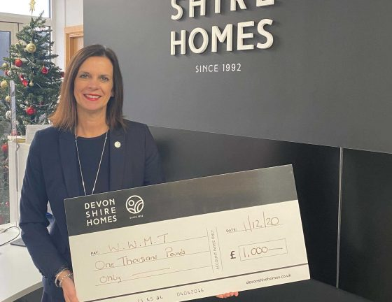 Jane With Wwmt Cheque