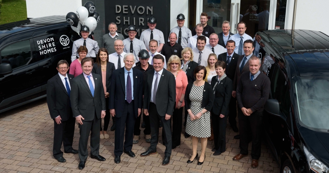 The Devonshire Homes team