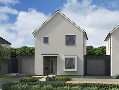 Gwallon Keas St Austell New Build Home List Par