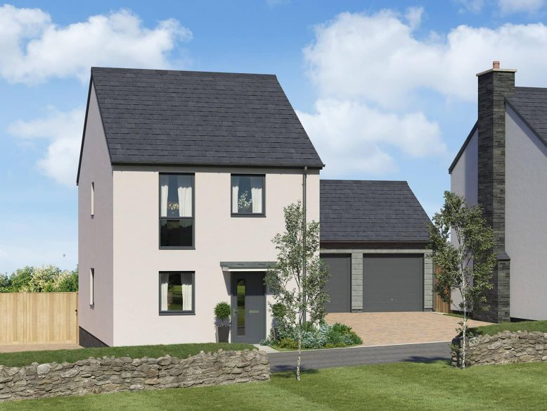 Applegate Park Kingsbridge New Build Home Main Dartington