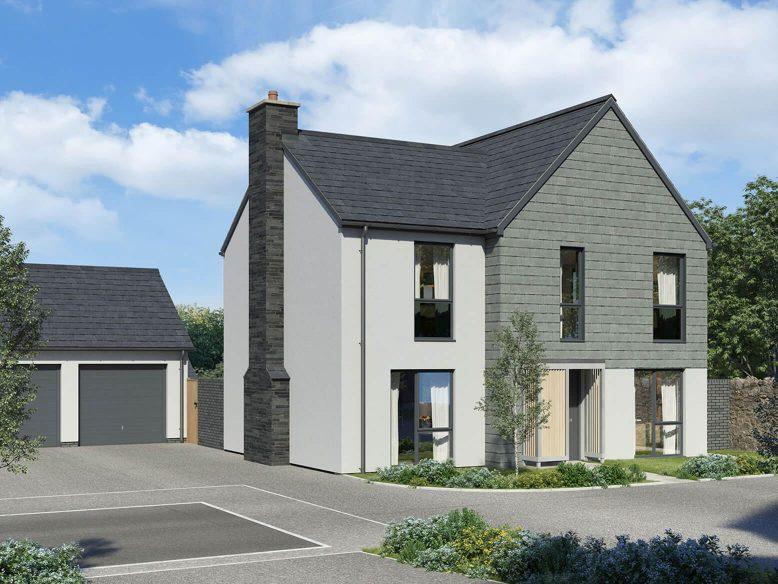 Applegate Park Kingsbridge New Build Home Main Malborough