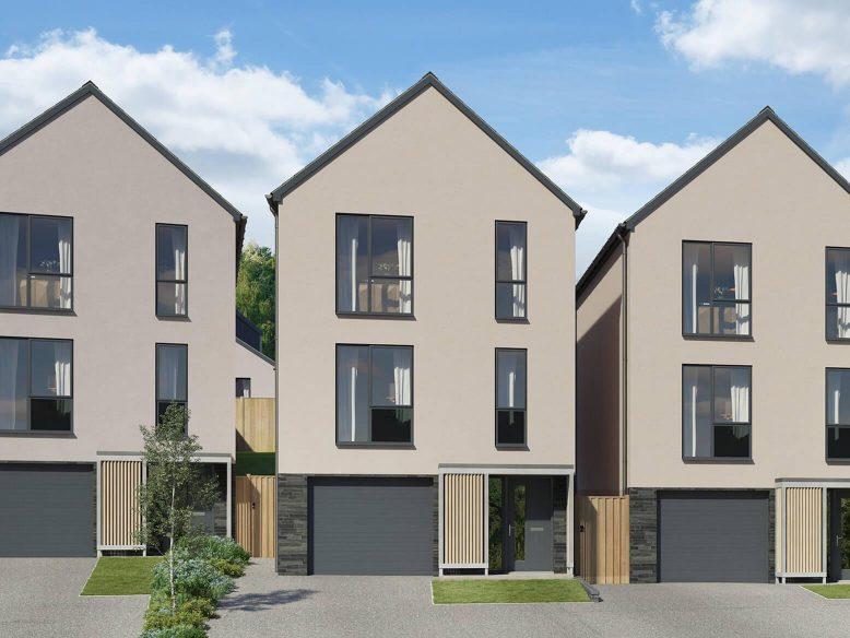Applegate Park Kingsbridge New Build Home Main Staverton