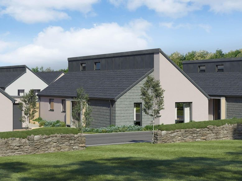 Applegate Park Kingsbridge New Build Home Main Wembury