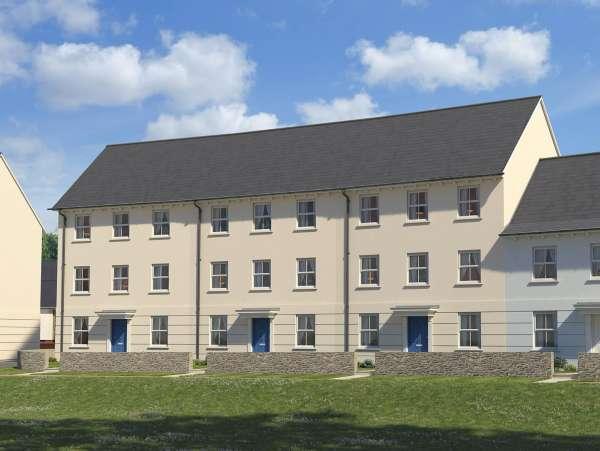 Longston Cross Bovey Tracey New Build Home Main Arlington